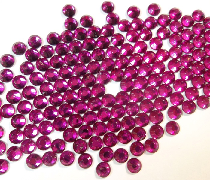 7200 stk hotfix strasssteine glas strass rhinestones 3mm ss10 fuchsia 445 ebay. Black Bedroom Furniture Sets. Home Design Ideas