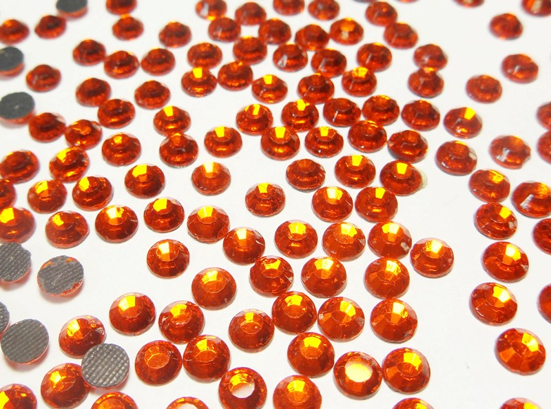 wow hotfix strass pietre fire opal orange 3mm 7200st vetro strass rhinestones 474 ebay. Black Bedroom Furniture Sets. Home Design Ideas