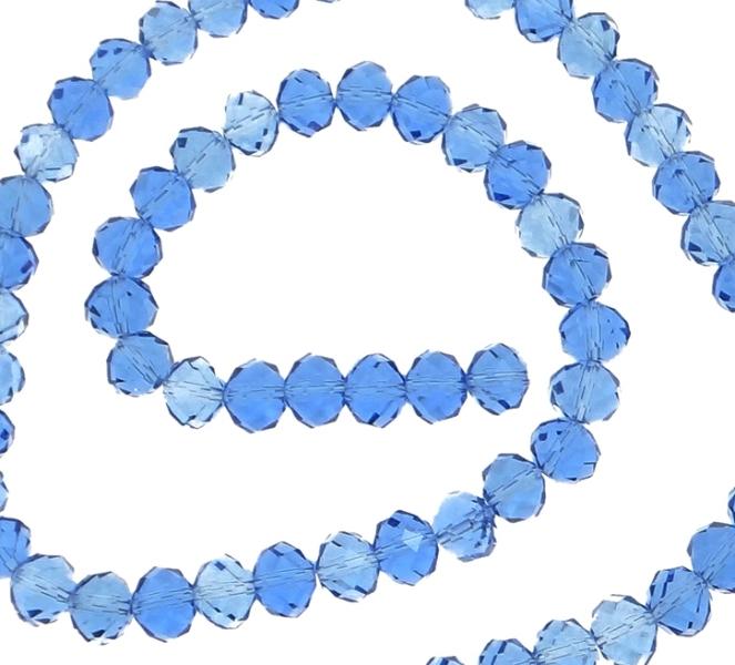 15 cristallo ceco perline perle in vetro 10mm blu sapphire for Creativ bastelkatalog
