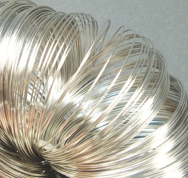 10 bracciali metallo gioielli parti 50 anelli memory wire
